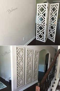 Decorating High Walls how should we decorate these very tall walls | decorating tall