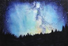 День 14 - Показываем Космос и рисуем Страхи - Elina Ellis Illustration Page 4