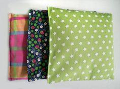 Tutoriel DIY: Faire un coussin d'épeautre et de lavande via DaWanda.com