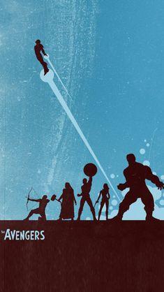 Avengers Iphone 5 Lock Screen Wallpaper