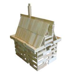 Klik de foto voor een vergroting Jenga Blocks, Construction, Wood Planks, Toys, Building, Game Ideas, Projects, Activity Toys, Wooden Boards