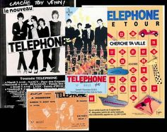 L'histoire du groupe Telephone - Telephone : Biographie / les Insus  https://www.youtube.com/watch?v=TXtnwPa8SYE #Telephone #Téléphone #Insus #lesInsus