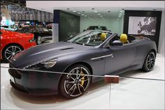 2012 Aston Martin Virage By Q Badass V-12 Vantage Whaa?????