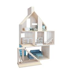 MiniWood Dollhouse-product