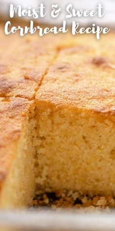 Sweet Cornbread, Corn Bread, Food Facts, Roasted Chicken, New Recipes, Breads, Muffins, Anna, Healthy Eating