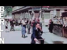 Berlin in July 1945 (HD 1080p color footage) - YouTube