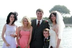 Family :). C and G's wedding. Caroline Puntis. #Pin By:Pinterest++ for iPad#