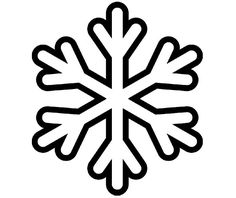 snowflake images to print | coloring pages snowflakes Snowflakes ...