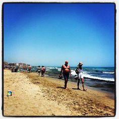 #Domingoplayero en #Torrevieja #igers #alicante #alacant #instagram #instagramers #igerstorrevieja #ig #costablanca #mediterraneo #marmediterraneo #playa #verano #summer #beach #sea #water #mar #vacaciones #holidays #summertime #playatime