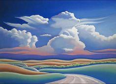 Flint Hills   Storm Path-Flint Hills - Michael Duane