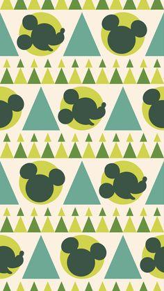 Fondo de pantalla de Mickey Mouse Navideño / Disney Wallpaper