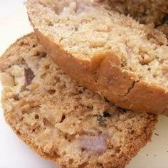 Banana Bread - Quick Bread for Machines - Allrecipes.com