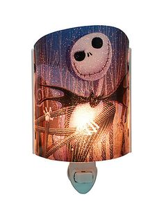 The Nightmare Before Christmas Jack Skellington Acrylic Night LightThe Nightmare Before Christmas Jack Skellington Acrylic Night Light,