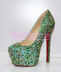 Cheap Pumps on Sale at Bargain Price, Buy Quality shoes with red soles, shoe brand red soles, shoes women high heels from China shoes with red soles Suppliers at Aliexpress.com:1,Heel Type:Thin Heels 2,shoe heel shape:thin heels 3,Women's shoes characteristic of leather:soft leather 4,Decorations:Rhinestone 5,Gender:Women