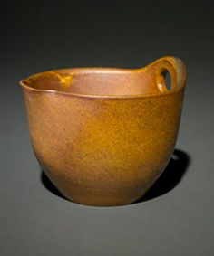 A bowl, I don't have the name of the artist.