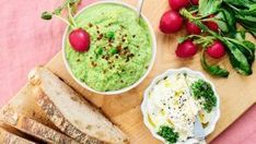 12 krämiga röror till grillat   ELLE mat & vin Good Food, Yummy Food, Swedish Recipes, Food For Thought, Summer Recipes, Finger Foods, Pesto, Tapas, Food Porn