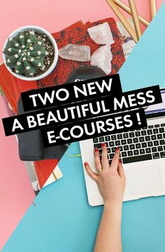 New Courses: DSLR Basics and Photoshop for Bloggers