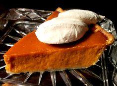 Top Secret Recipes | Marie Callender's Pumpkin Pie Copycat Recipe