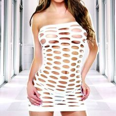 FishNet Body Stocking, All Colors