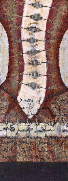 Encaustic Art by Pam Nichols