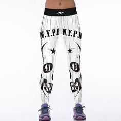 New Women Gothic Sport Leggings 3D Digital Printed Training Fitness Legging Gym Legging Bodybuilding Pants Jeggings Leggins