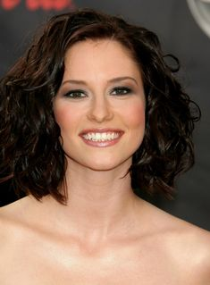 Chyler Leigh ~ Grey's Anatomy-- Love her hair and make up! Description from pinterest.com. I searched for this on bing.com/images