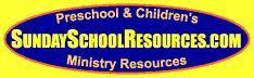 Sunday School Resources: ideas, games, lessons, etc