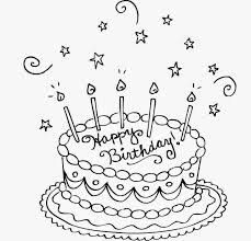 58 best Happy Birthday coloring Pages images on Pinterest