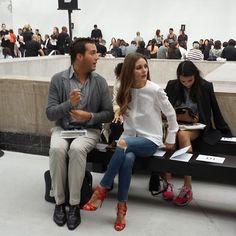 Paris Fashion Week : Olivia Palermo at Veronique Leroy