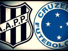 PES 2016 Ponte Preta x Cruzeiro [ Modo carreira ]