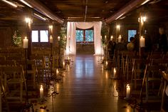 this venue is very similar to the venue we're having our wedding at. i love how simple and romantic it looks!