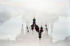 Sergey Maksimenko, Chelyabinsk (Russia). Fond of film photography, I love my city. Glad to new acquaintances =)    Smena-8M, double exposure.