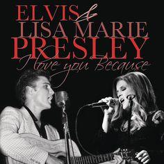 ▶ Elvis & Lisa Marie Presley - I Love You Because - YouTube