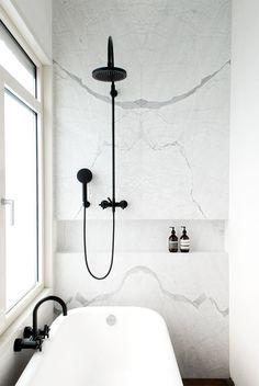Black & White Marble