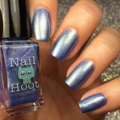 Nail Hoot Ice Queen