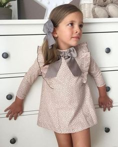 Trendy Baby Dress Pattern For Birthday 32 Ideas Baby Girl Dress Patterns, Dresses Kids Girl, Little Girl Outfits, Little Girl Fashion, Toddler Girl Outfits, Baby Outfits, Outfits For Teens, Kids Fashion, Baby Girl Birthday Dress