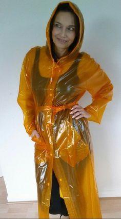 Raincoats For Women Long Sleeve Vinyl Raincoat, Plastic Raincoat, Pvc Raincoat, Hooded Raincoat, Green Raincoat, Raincoat Jacket, Rain Jacket, Raincoats For Women, Jackets For Women