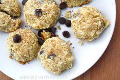 High Protein Coconut Cookies- Gluten Free