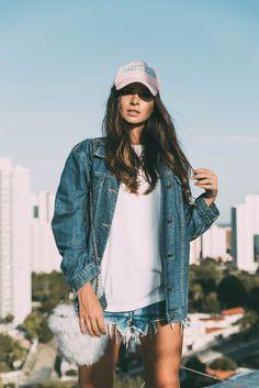 Top| Tee| White| Short| Denim| Blue| Short| Leg| Jacket| Long sleeve| Hat| Cap| Pink| Light| Baby| Bag| Purse| Shoulder bag| Fur| Spring| P931
