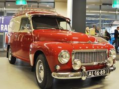 Volvo Klassiekersbeurs Rosmalen 2013