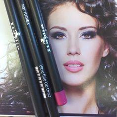 Fuchsia lip liner set of 3 pc! Nice matte lipliner in fuchsia! Look for matching  lipstick in my closet! Bundle save 10% off! Italia Makeup Lip Liner