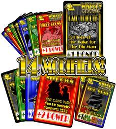 14 Wiseguy Modifiers....