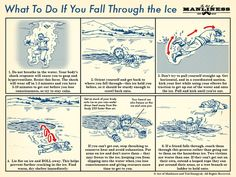 An illustrated survival guide from The Art of Manliness.