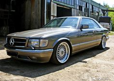 mercedes benz 500sec - Google Search