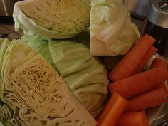 How to Cook Diet Cabbage Soup (5 Steps)