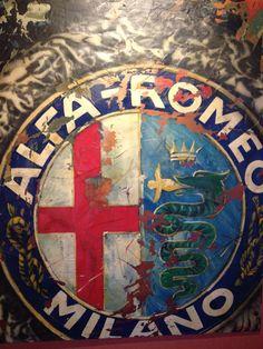 Alfa Romeo Logo - Badge - Emblem