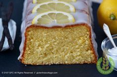 Looking for a very flavorful soft and moist gluten-free lemon cake made at home from scratch? Check out my step-by-step recipe with lots of photos! Have fun and enjoy! Gluten Free Lemon Cake, Gluten Free Recipes, Lemon Loaf, Cake Recipes From Scratch, Some Recipe, How To Make Cake, Sweet Recipes, Dairy Free, Clean Eating