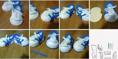Como hacer zapatillas deportivas 2