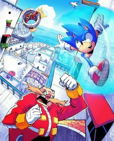 Sonic The Hedgehog, Hedgehog Art, Game Character, Character Design, Sonic Unleashed, Sonic Mania, Sonic Franchise, Sonic Adventure, Sonic Heroes