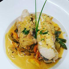 #wreats #cbridge #wrasom #dine #tasty #monkfish #vegetables #wine #cream #fennel #restaurants #july #canada#ontario #kw #guelph #seafood #saffron #bistro #frenchfood #fusion #bistros #elixirbistro